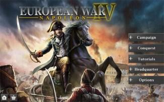 European War 4 Napoleon APK MOD imagen 1