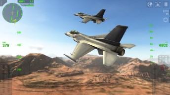 F18 Carrier Landing Lite APK MOD imagen 3