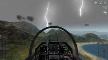 F18 Carrier Landing Lite APK MOD imagen 4