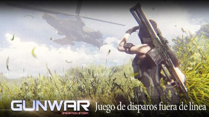 Gun War Shooting Games APK MOD imagen 5