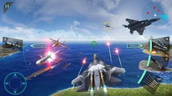 Sky Fighters 3D APK MOD imagen 1