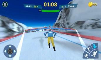 Snowboard Master 3D APK MOD imagen 3