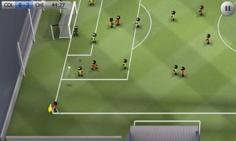 Stickman Soccer - Classic APK MOD imagen 2