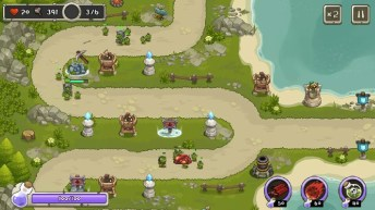 Tower Defense King APK MOD imagen 3