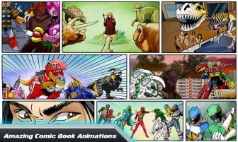 Power Rangers Dino Charge APK MOD imagen 4