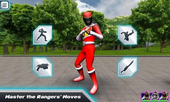 Power Rangers Dino Charge APK MOD imagen 5