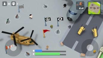 Battlelands Royale APK MOD imagen 2