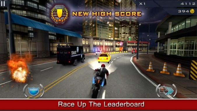 Dhoom 3 The Game APK MOD imagen 5
