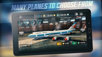Flight Sim 2018 APK MOD imagen 1