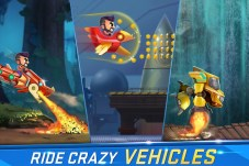 Jetpack Joyride India Exclusive - Action Game APK MOD imagen 2