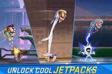 Jetpack Joyride India Exclusive - Action Game APK MOD imagen 3