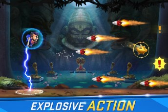 Jetpack Joyride India Exclusive - Action Game APK MOD imagen 4