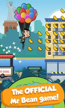 Mr Bean - Around the World APK MOD imagen 2