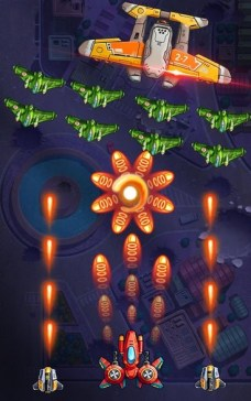 Space Squad Galaxy Attack of Strike Force APK MOD imagen 3