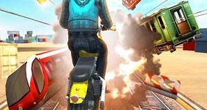 Subway Rider - Train Rush APK MOD