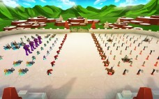 Epic Battle Simulator APK MOD imagen 1