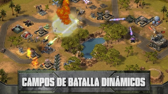 Empires and Allies APK MOD imagen 5