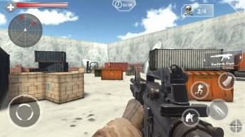 Shoot Hunter Gun Killer APK MOD imagen 2