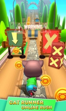 Cat Runner Decorate Home APK MOD imagen 2