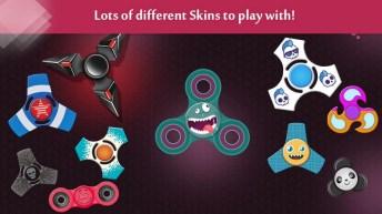 Fidget Spinner .io Game imagen 3
