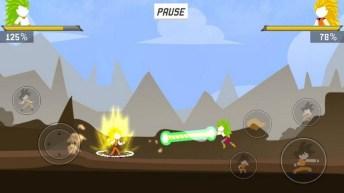 Stick Shadow War Fight APK MOD imagen 3