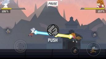 Stick Shadow War Fight APK MOD imagen 4