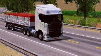 World Truck Driving Simulator APK MOD imagen 3