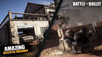 Battle Of Bullet free offline shooting games APK MOD imagen 1