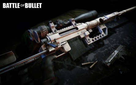 Battle Of Bullet free offline shooting games APK MOD imagen 5