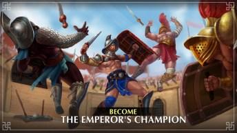 Gladiator Glory Egypt APK MOD imagen 1