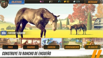 Rival Stars Horse Racing APK MOD imagen 1