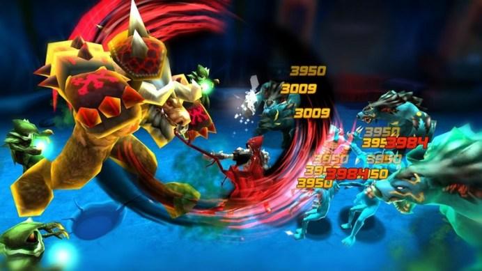 Blade Warrior APK MOD imagen 5