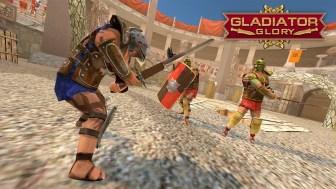 Gladiator Glory APK MO imagen 2
