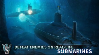 WORLD of SUBMARINES Navy Shooter 3D Wargame APK MOD imagen 2