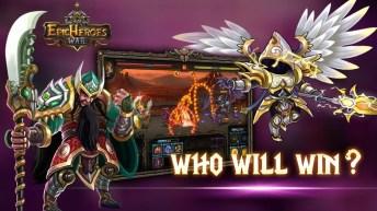 Epic Heroes War APK MOD Imagen 4