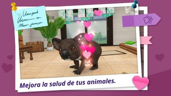 Pet World - My Animal Hospital APK MOD Imagen 2