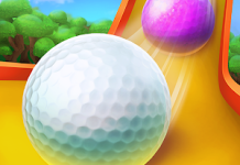 Golf Rush APK MOD