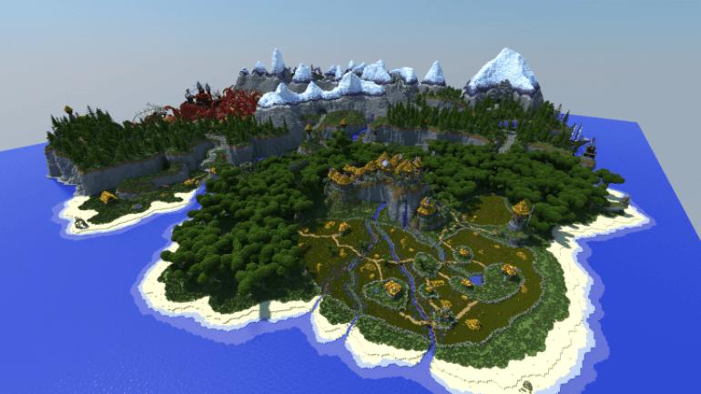 Mejores Mapas De Aventura Minecraft Mundoplayers