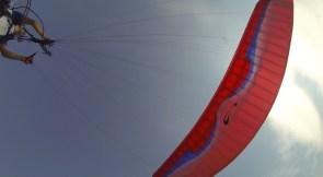 Mais inflagens na praia de Itanhaem