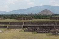 As duas Pirâmides vistas da cidadela
