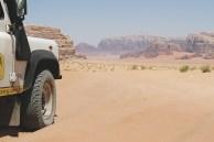 Deserto Wadi Rum, Jordânia