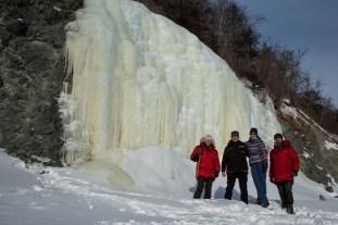 Pavel e sua esposa nos receberam em Magadan