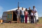 Ger, casa típica mongol