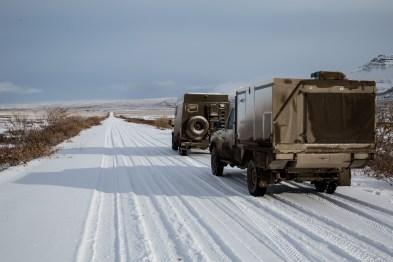 Dalton Highway - Alasca