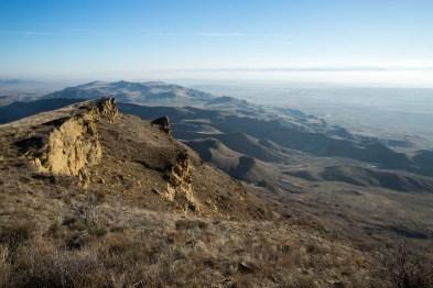 Ao Oeste o Azerbaijão