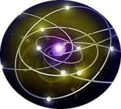 le particelle di energia-healing-