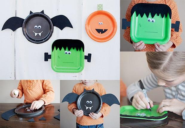Caretas-hechas-a-mano-para-Halloween