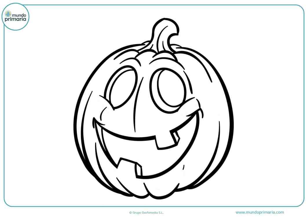 Calabazas De Halloween Dibujos Para Niños | Hallowen.org