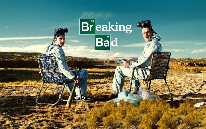 Breaking Bad - Mejores TV Series