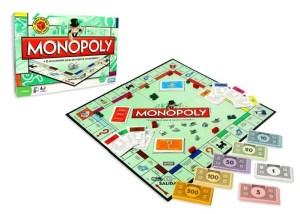 Monopoly - Juego de mesa con dados